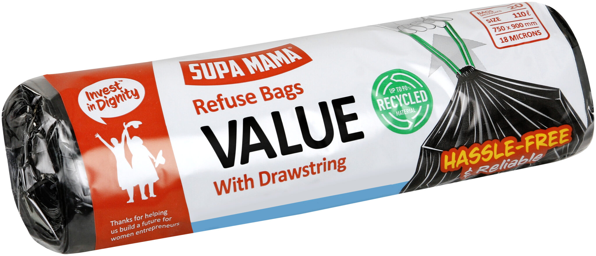 Value Refuse Bags